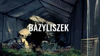 Bazyliszek - październik 2016 - grafika - Legendy Polskie