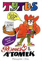 Tytus, Romek i A'Tomek. Księga XXII: Tytus gangsterem - okładka