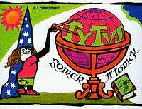 Tytus, Romek i A'Tomek. Księga VIII: Tytus astronomem - okładka