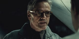 Batman v Superman - Jeremy Irons - Alfred - zdjęcie