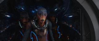 Valerian i Miasto Tysiąca Planet - zdjęcie z filmu science fiction Luca Bessona