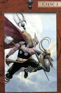 Loki - okładka zeszytu 2