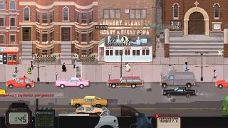 Beat Cop - screeny z gry