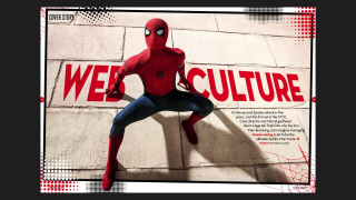 Spider-Man: Homecoming - okładka