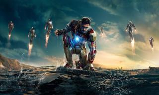 Iron Man 3 (2013) - nominacja w kategorii Najlepsze efekty specjalne