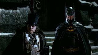 Powrót Batmana (1992) - nominacja w kategoriach Najlepsza charakteryzacja i Najlepsze efekty specjalne