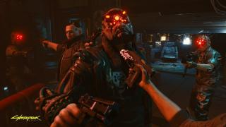 Cyberpunk 2077 - screeny z gry
