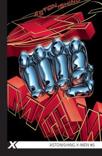 Astonishing X-Men. Tom 1 - okładka