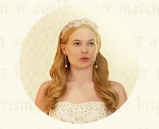 Celina Sinden jako młoda Cersei Lannister