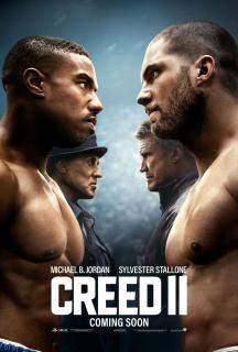 Creed 2 - plakat