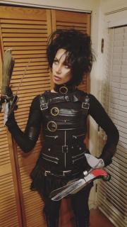 Leona Lewis jako Edward Nożycoręki