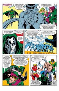 Tajne tajne wojny Deadpoola - plansza
