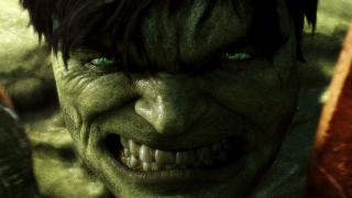 Incredible Hulk - 2011