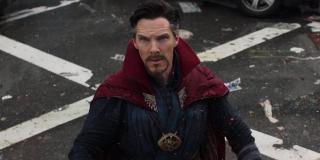 Benedict Cumberbatch - zostaje