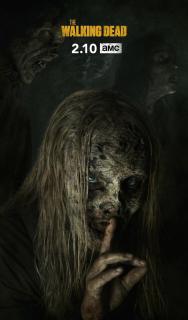 The Walking Dead - 9B - plakat