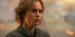 Brie Larson - zostaje