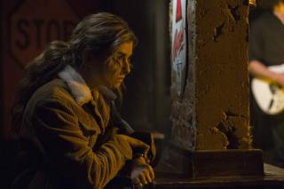 Amy Bendix w komiksach również ma inną genezę - była ona 16-latką, która zaopiekowała się poważnie rannym Frankiem; jej ojciec, szeryf, wtrącił jednak Castle'a do więzienia - wypuścił go, gdy Amy została porwana przez zabójców
