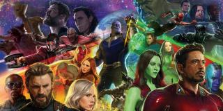 Avengers: Wojna bez granic (2018) - nominacja w kategorii Najlepsze efekty specjalne