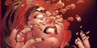 """Inspirację można odnaleźć w serii komiksowej """"Ród M"""" to moce Scarlet Witch mogłyby doprowadzić do powstania genu X i w konsekwencji mutantów"""