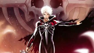 Phyla-Vell - córka mentora Kapitan Marvel, Mar-Vella; potrafi absorbować kosmiczną energię, obdarzona nadludzką siłą i umiejętnością latania
