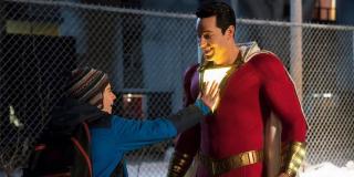 Filmy z ustaloną datą premiery: Shazam! - 5.04.2019