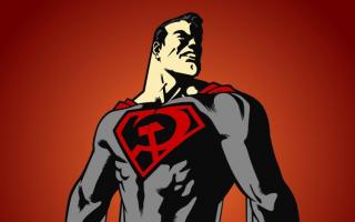 Pełnometrażowe filmy animowane bez daty premiery: Superman: Czerwony Syn