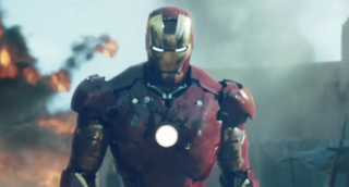 Iron Man - Iron Man (2008)