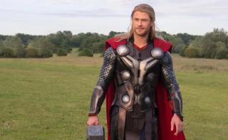 Thor - Avengers: Czas Ultrona (2015)