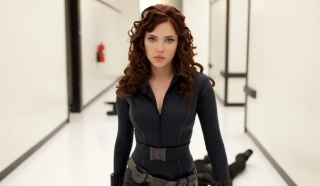 Czarna Wdowa - Iron Man 2 (2010)