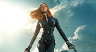 Czarna Wdowa - Kapitan Ameryka: Zimowy żołnierz (2014)