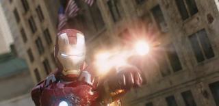 Iron Man - Avengers (2012)