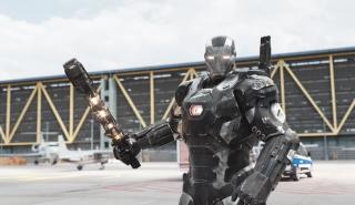 War Machine - Kapitan Ameryka: Wojna bohaterów (2016)