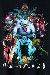 Shazam! - Seven Deadly Sins