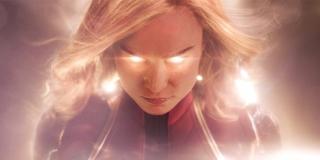 Wyostrzona percepcja - Kapitan Marvel widzi w każdym paśmie spektrum elektromagnetycznego