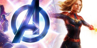 Avengers: Koniec gry - Kapitan Marvel