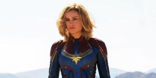 W trakcie bitwy z Thanosem, tuż po tym, gdy Kapitan Marvel przejmuje Rękawicę Nieskończoności, dookoła niej pojawiają się kobiece postacie. Przypomnijmy, że w komiksach istnieje A-Force, drużyna kobiecych Avengers.