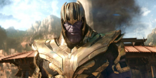 Thanos - obecność potwierdzona