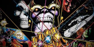 Jeszcze jeden z uczestników terapii jest doskonale znany fanom komiksów – sędziwy mężczyzna, którego kamera eksponuje nieco dłużej, to Jim Starlin, twórca komiksowego Thanosa.