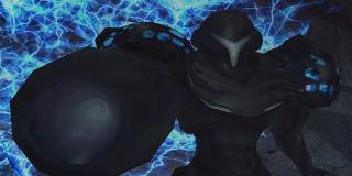 Dark Samus - kolejny boss z serii Metroid. Tym razem jest to jednak zła wersja głównej bohaterki - Samus Aran. Również dysponuje potężną siłą i dodatkowo nie ma żadnych oporów przed jej używaniem.