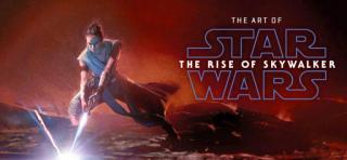 The Art of Star Wars: The Rise of Skywalker - materiały graficzne zza kulis części IX - szkice koncepcyjne, zdjęcia oraz dużo informacji o procesie tworzenia