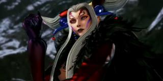 Ultimecia to kolejny przeciwnik z serii Final Fantasy - tym razem z jej ósmej odsłony. To wiedźma o potężnej mocy, potrafiąca manipulować czasem.