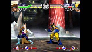 X-Men: Mutant Academy - PlayStation, Game Boy Color (2000)