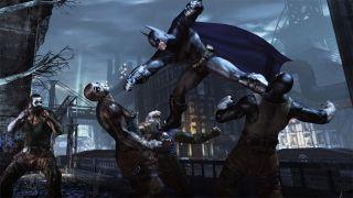 Batman: Arkham Knight - PC, PlayStation 3, PlayStation 4, Xbox 360, Xbox One (2011)