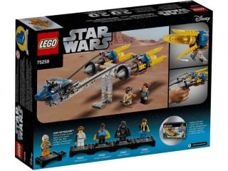 EGO® Star Wars™ Ścigacz Anakina™ - edycja rocznicowa(75258)