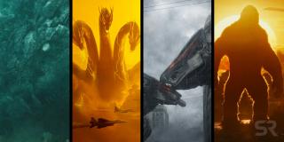 Z napisów końcowych wynika, że najsłynniejsze potwory z Godzillą na czele w filmie… zagrały samych siebie.