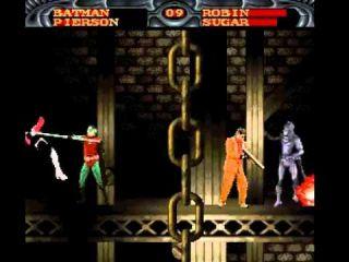 Batman Forever - Game Boy, Mega Drive, Microsoft Windows, Sega Game Gear, SNES (1995)