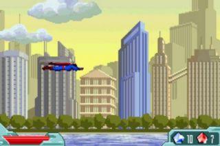 Superman Returns: Fortress of Solitude - Game Boy Advane (2006)