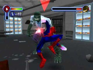 Spider-Man 2: Enter Electro - PlayStation (2000)
