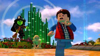 LEGO Dimensions - PlayStation 3, PlayStation 4, Wii U, Xbox 360, Xbox One (2015)
