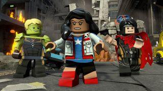 LEGO Marvel's Avengers - PC, Nintendo 3DS, PlayStation 3, PlayStation 4, PlayStation Vita, Wii U, Xbox 360, Xbox One (2016)
